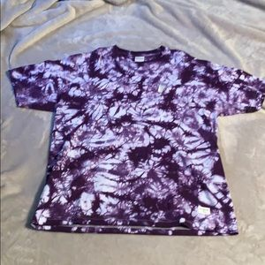 40s and Shorties Tie-Dye T-Shirt